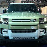 2019 new Land Rover Defender