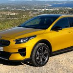 2019 Kia XCeed in Quantum Yellow