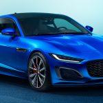 Jaguar F-Type MY 2021