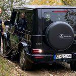 Mercedes G-Class Offroad