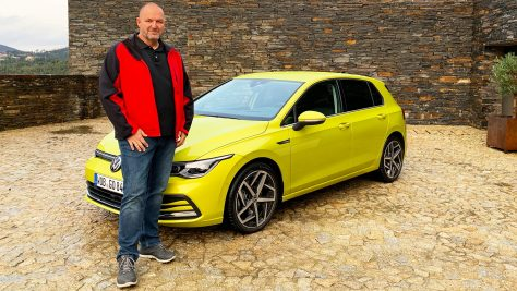 2020 Volkswagen Golf 8 Test & Review. Image: quickcarreview.com