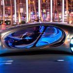 Mercedes-Benz VISION AVTR Las Vegas