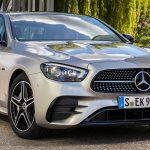 2020 Mercedes E-Class Facelift