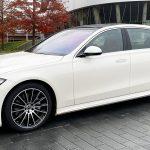 2020 Mercedes S 500 4Matic diamond white