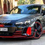 2021 Audi RS e-tron GT Prototype