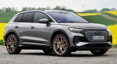 2021 Audi Q4 50 e-tron quattro