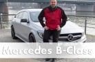 Mercedes-Benz B-Class 2015, Test Drive