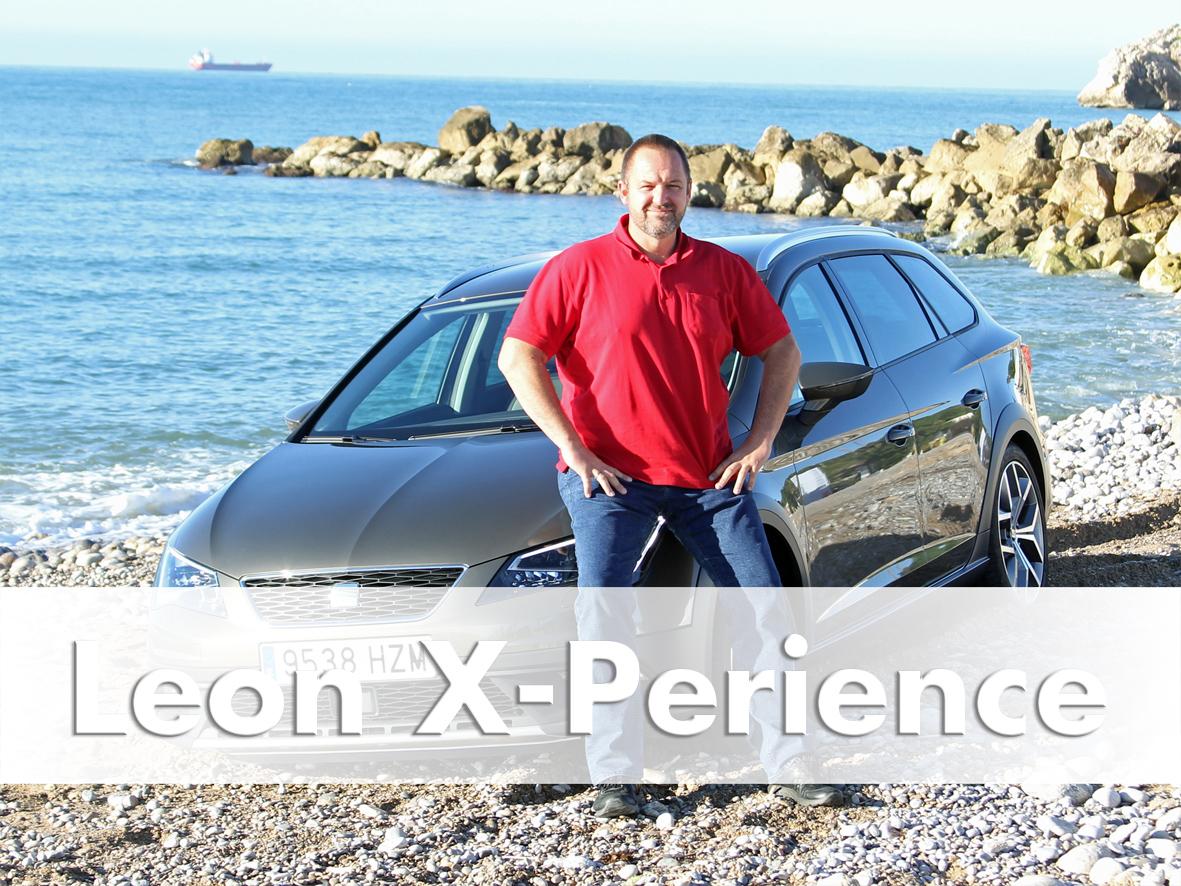 Test, Seat Leon X-Perience, Estate, all-wheel drive