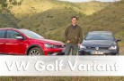 Road Test, Golf Variant models, GTD, R, Alltrack, 2015