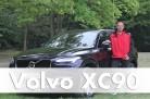 test driven volvo xc 90 model 2015