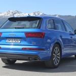 Driving Test, Audi Q7, 3.0 TFSI Quattro, Model 2015
