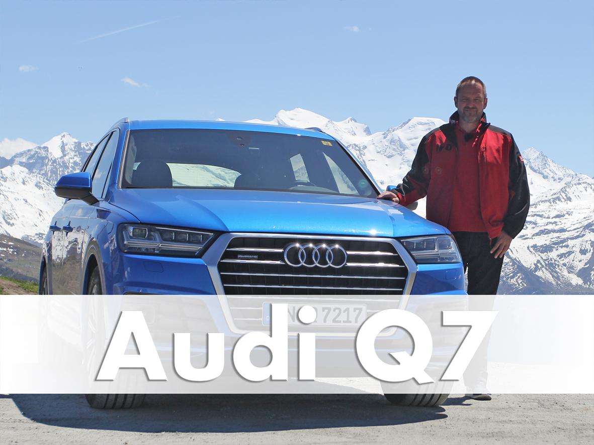 Audi Q7, 3.0 TFSI, Quattro, Review, 2015