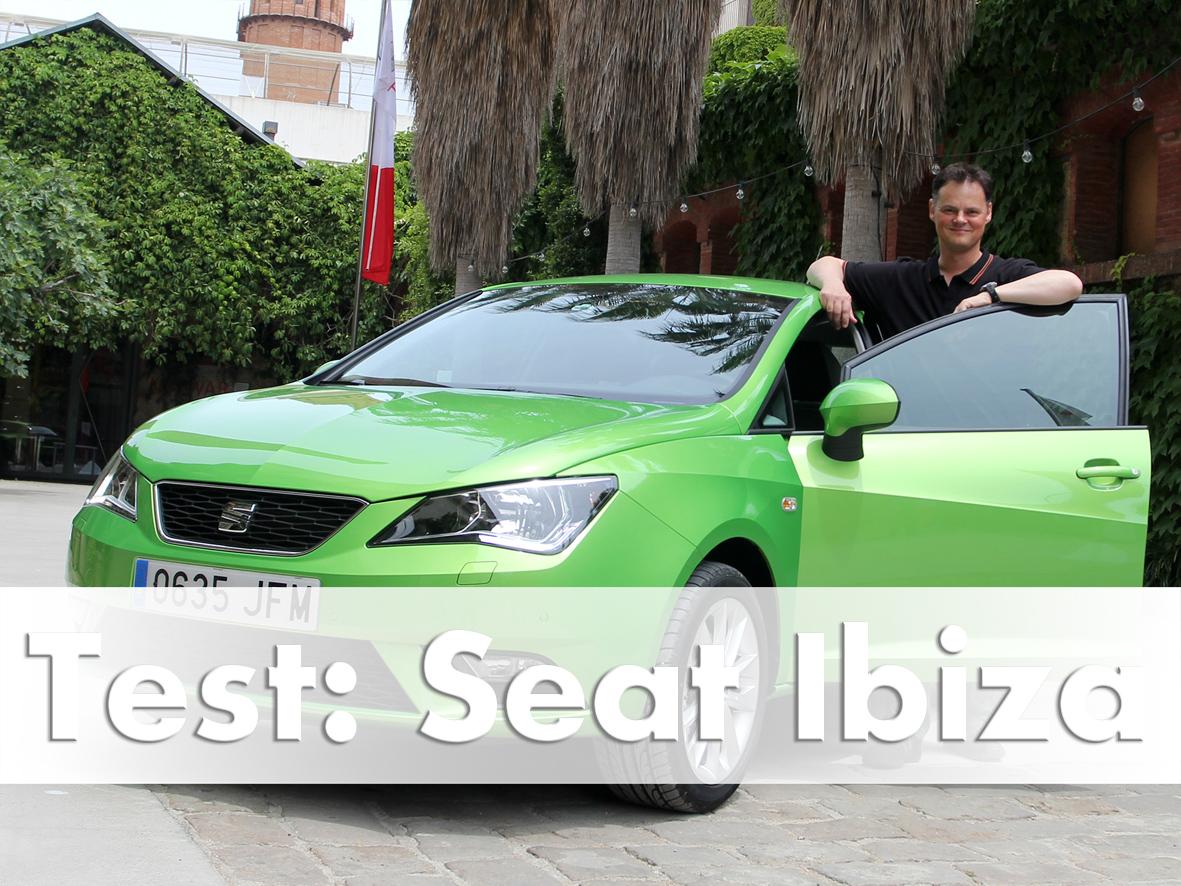 Seat Ibiza, Barcelona, TSI, 2016