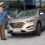 Video review with all-new Hyundai Tucson