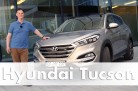 Hyundai Tucson road tested in Frankfurt