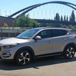 Hyundai Tucson - better looking than its predesessor