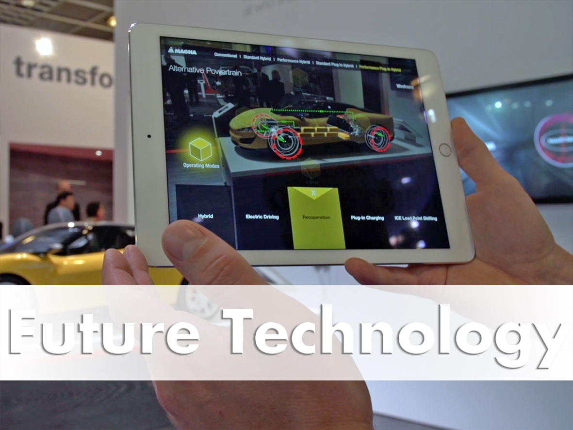 remote control provides information about the car