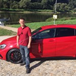 Mercedes-AMG A 45 4MATIC Test Drive