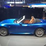 Fiat 124 Spider at World Premiere