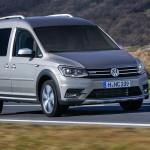 VW Caddy Alltrack