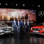 Mercedes Benz at Geneva 2016