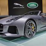 Jaguar F-Typer SVR