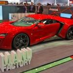 The Lykan HyperSport at Geneva 2016