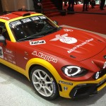 124 Abarth Rally Spider