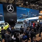Mercedes Benz and smart - Auto China 2016