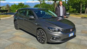Fiat Tipo in Turin 2016