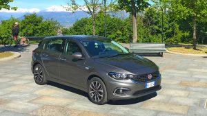 Fiat Tipo in Turin 2016