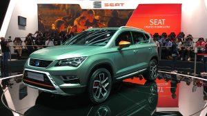 SEAT Ateca X-Perience world premiere