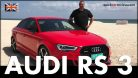 Audi RS3 2017 Sedan Test Drive & Review in the Oman. Image: http://quickcarreview.com