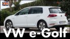 VW eGolf 2017 Test & Review on Mallorca. Image: Volkswagen / http://quickcarreview.com