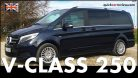 Mercedes-Benz V-Class Test & Review. Image: Daimler / http://quickcarreview.com