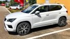 2017 Seat Ateca FR Test & Review. Image: Seat / http://quickcarreview.com