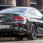 The new Mercedes-Benz C-Class