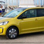 2020 Volkswagen VW e-up! in honey yellow
