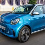 smart forfour MY 2020